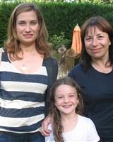 Avec Isabelle Czajka et Emmanuelle Devos