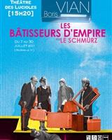 Affiche Les batisseurs d'Empire© Alias Talents