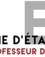 D.E diplôme d'état de professeur de théâtre