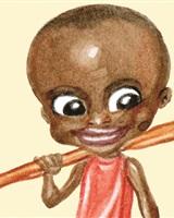 Kiboutou petit pêcheur