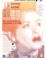 affiche billie holiday sunny side