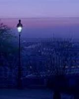 La nuit sous un lampadaire, de Pierre Yquem