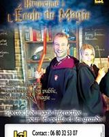 bienvenue à l'école de magie