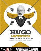 Affiche Hugo l'interview
