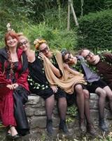 Le songe d'une nuit d'été au Jardin Shakespeare