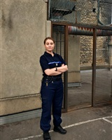 Alexandra MORALES - Gardienne de Prison