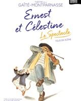 Ernest et Célestine: Le spectacle