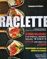 Raclette de Santiago Cortegoso