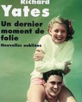 Un dernier Moment de Folie, Richard Yates, Lecture à voix haute 20 novembre 2019 La Rochelle, médiathèque Crépeau©