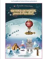 Un tour du monde pour le Père Noël