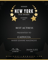 New York best actress