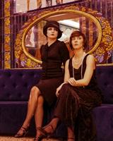 Coco Chanel & Kiki de Montparnasse
