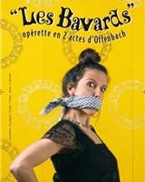 Affiche Les Bavards