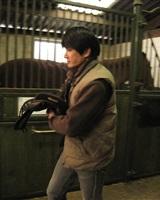 Frédéric THAI SAN dans le rôle de KIM dans le film ESCLAVAGE MODERNE, France 3, réalisateur: Alexandre POULICHOT, janvier 2013