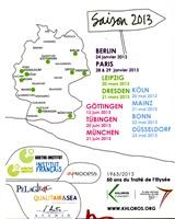 PROGRAMME TOURNEE 2013