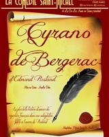 Cyrano de bergerac à la comedie Saint Michel