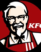 K.F.C (Kentucky Fried Chicken‎).©
