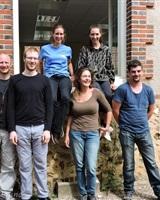 l'équipe de D'harangue, la nouvelle création des Murmures Langadous, au complet