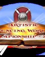 championnats du monde d'escrime artistique