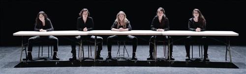 Macbeth - photo de répétition