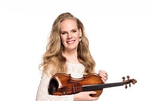 Lamsma Simone, violoniste