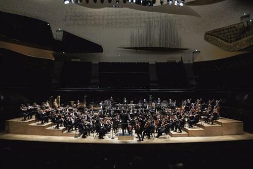 Le Feu sous la Glace - ONDIF - Orchestre complet