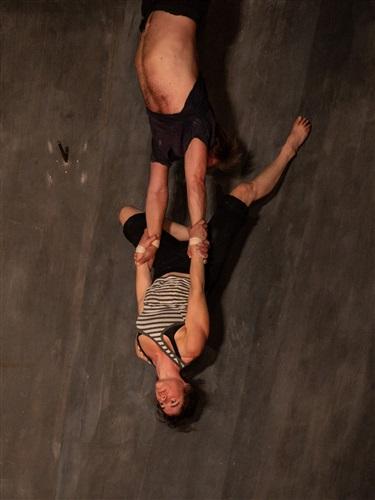 Le Puits - photo de répétition