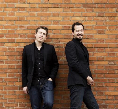 Nathanaël Gouin et Guillaume Chilemme