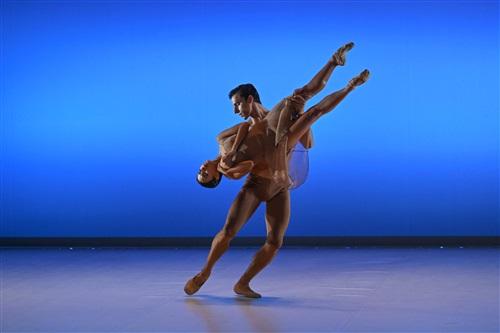 Malandain Ballet Biarritz - Mozart à 2