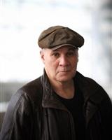Bernard Chabin cuir marron casquette
