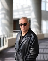 bernard Chabin silhouette lunettes noires