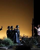 Acte 3 Tosca à l'Opéra Bastille