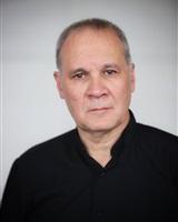 Bernard Chabin chemise noire