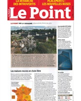 Publication - le Point - 3 oct 2013
