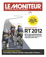 Publication - le moniteur - 25 octobre 2013
