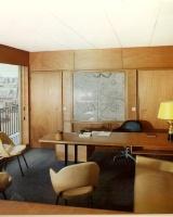 Le bureau de Pierre Dufau
