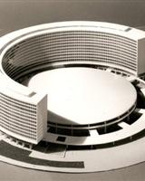 Palais des sports de Puteaux - Projet