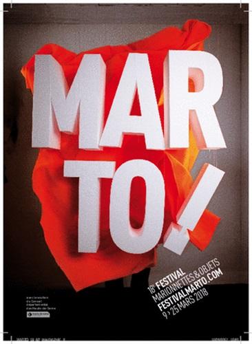 Affiche du Festival MARTO 2017