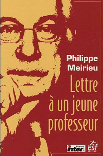 D abord instituteur puis professeur de philosophie et de Lettres, Philippe  Meirieu est aujourd hui professeur des universités en sciences de  l éducation à ... 5f4cb3d94c8d