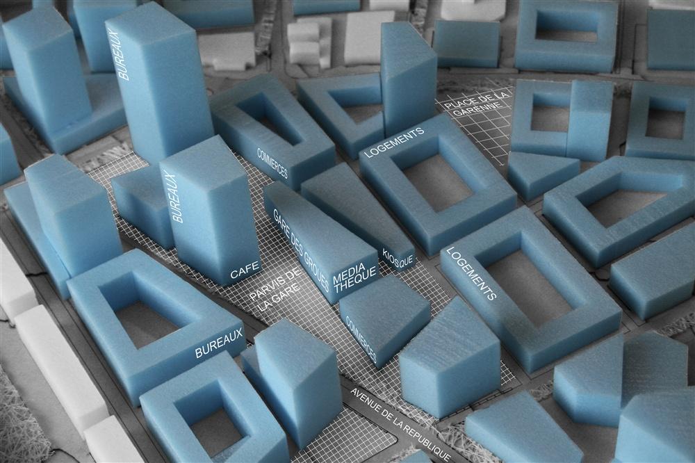 Cobe architecture et paysage for Architecte urbaniste definition