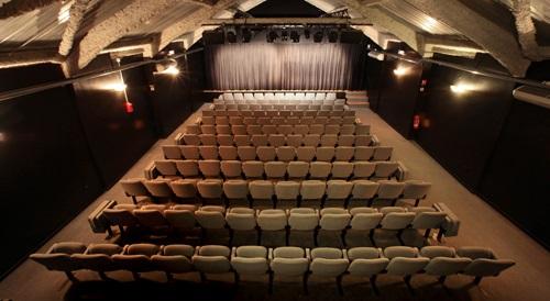 Salle Théâtre de la Clarté<br />