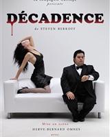 Affiche Décadence<br />
