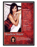 Sharlene Royer<br />