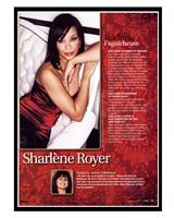 Sharlene Royer<br />