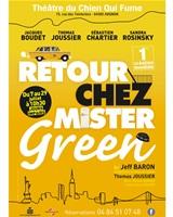 Affiche Retour chez Mister Green<br />