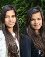 Shana &amp; Saonie<br />