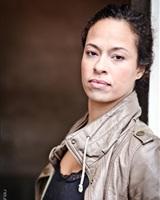 Soraya Hachoumi<br />© Aline Luneau
