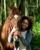 Jade Amoussou Equitation<br />