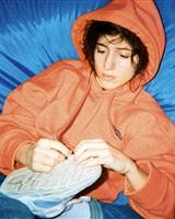 Aloïse Sauvage - Pochette EP : JIMY<br />© Zenzel