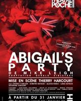 Affiche Abigail&acute;s Party<br />
